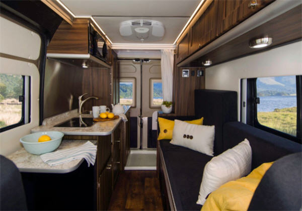 New Hymer Carado Axion Motor Home Class B For Sale