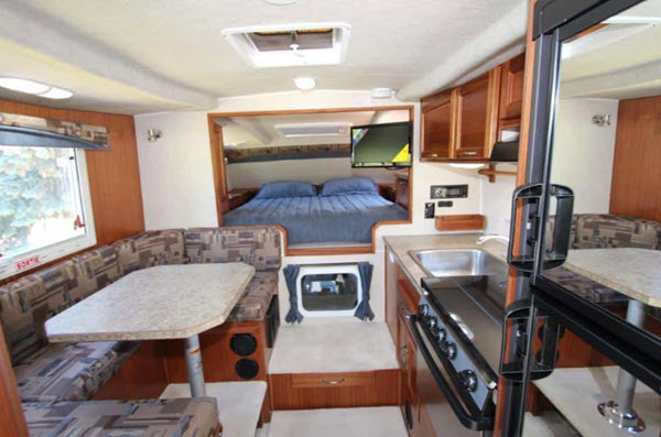 Northern Lite Special Edition Series Truck Camper Reviews