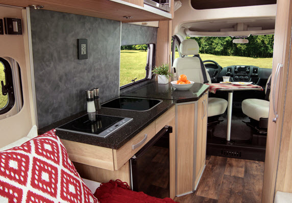 New Hymer Sonne Motor Home Class B For Sale