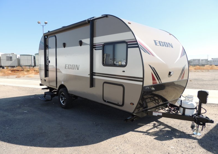 Econ Travel Trailer Reviews