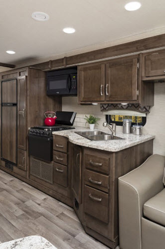 Jayco Travel Trailers Reviews >> Jayco Alante Motor Home Class A Reviews | Floorplans | Features | Available Models - RVingPlanet