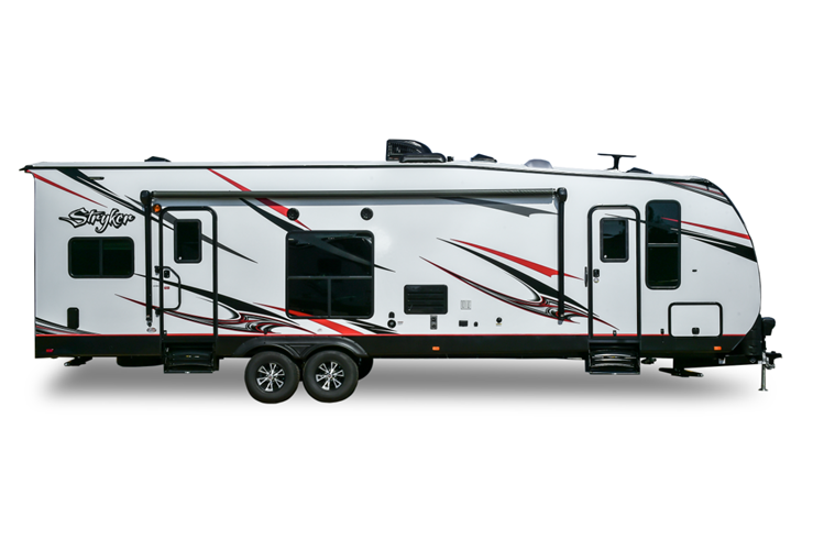 Cruiser Stryker Toy Hauler Travel Trailer Reviews Floorplans Features Available Models