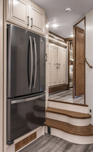 Luxury Fifth Wheel >> DRV Luxury Suites Mobile Suites Fifth Wheel Reviews | Floorplans | Features | Available Models ...