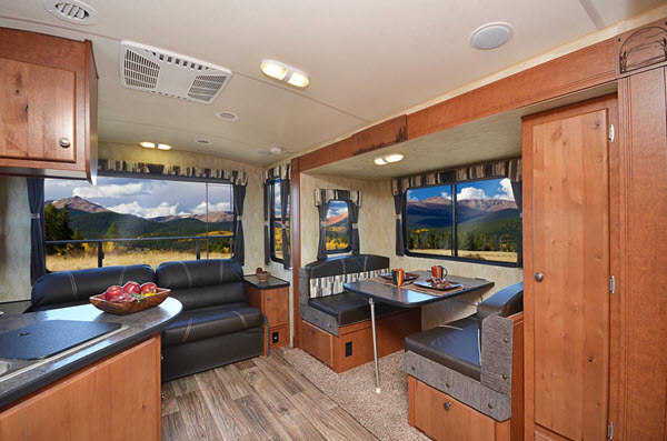 Northwood Nash Travel Trailer Reviews Floorplans