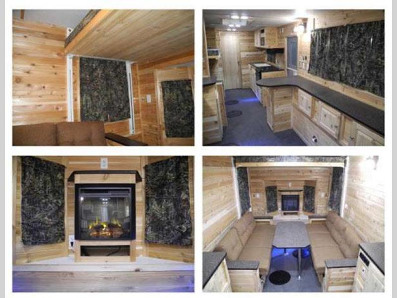 Ice castle fish houses fish house rv sales 62 floorplans for Ice castle fish houses