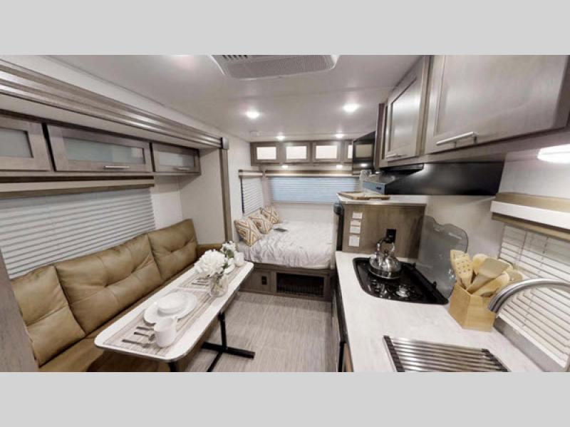 No Boundaries Travel Trailer | RV Sales | 8 Floorplans