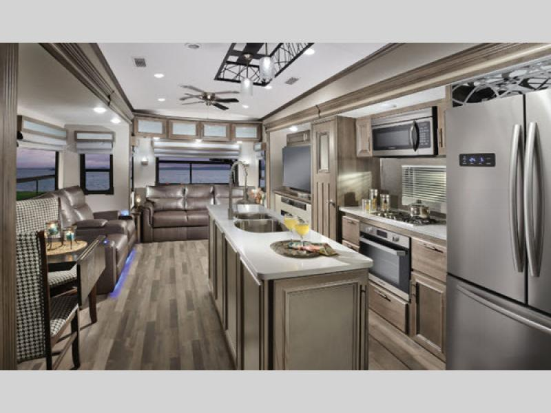 Forest River RV Cardinal Luxury Fifth Wheel RVs For Sale