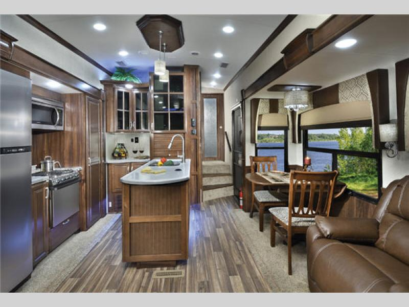Cardinal Fifth Wheel Rv Sales 7 Floorplans