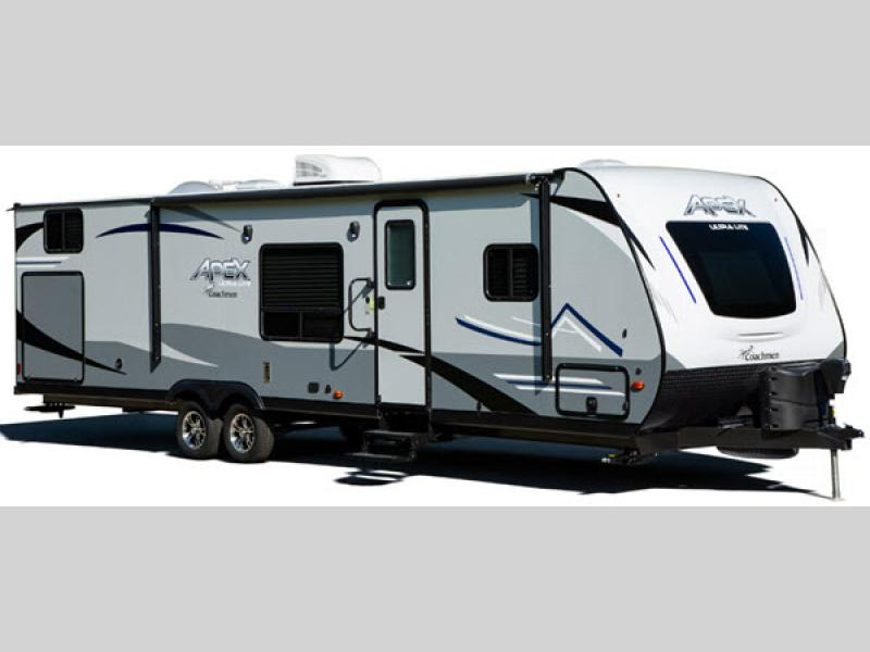 Apex Ultra-Lite Travel Trailer | RV Sales | 15 Floorplans