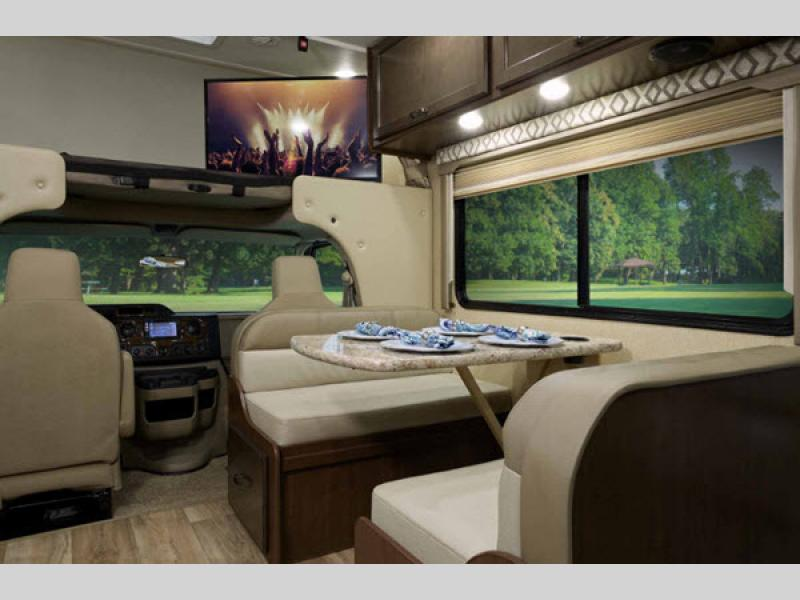 Four Winds Motor Home Class C | RV Sales | 20 Floorplans