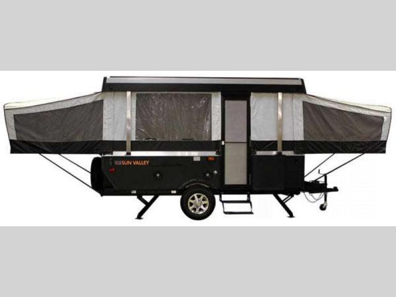 Most Reliable Refrigerator >> Somerset Grand Tour Folding Pop-Up Camper | RV Sales | 1 ...