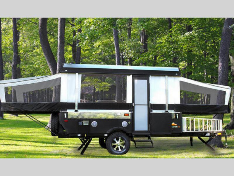 Somerset Evolution Folding Pop Up Camper Rv Sales 2
