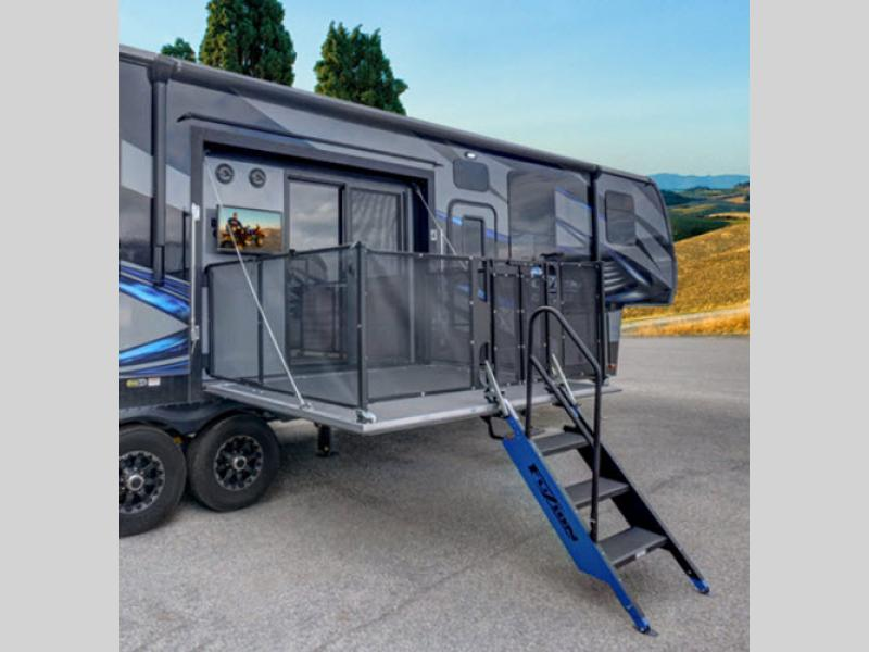 Fuzion Toy Hauler >> Fuzion Toy Hauler Fifth Wheel | RV Sales | 22 Floorplans