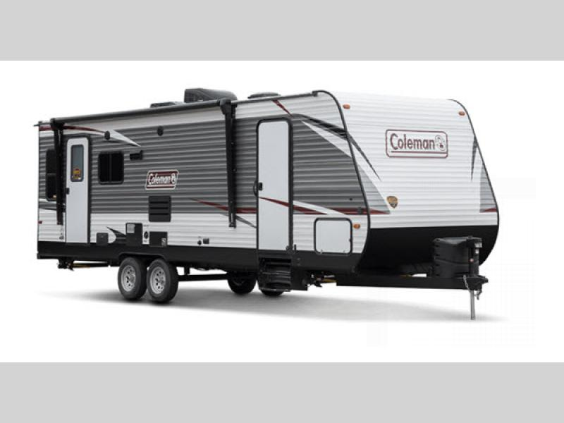 dutchmen rv coleman lantern series travel trailer