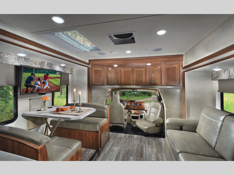 Forester Grand Touring Series Motor Home Class C | RV Sales