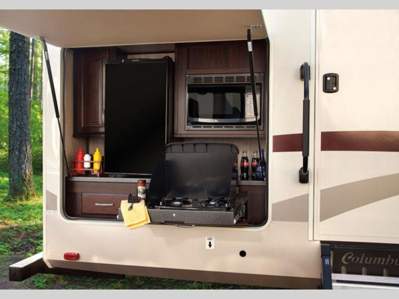 Columbus 1492 Fifth Wheel Rv Sales 5 Floorplans