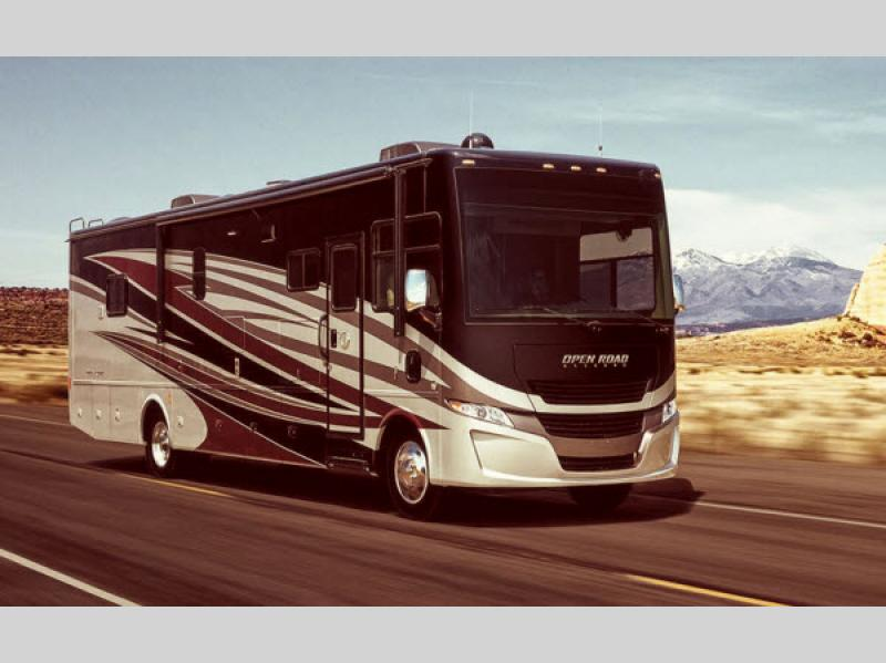Allegro motor home class a rv sales 7 floorplans for Motor home class a