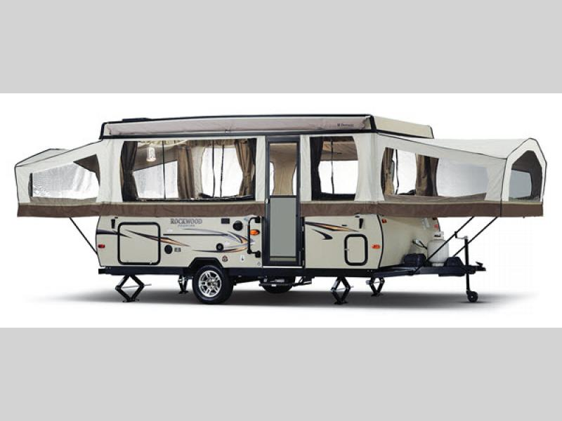 Rockwood Premier Folding Pop Up Camper Rv Sales 4