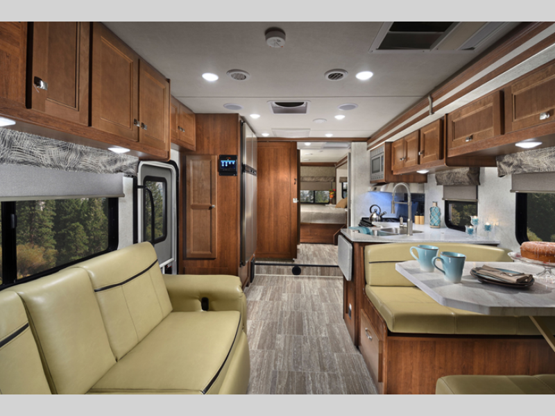 Ford Louisville Ky >> Forester Motor Home Class C | RV Sales | 12 Floorplans