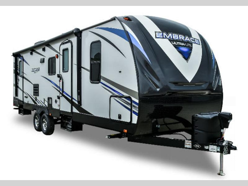 Embrace Travel Trailer Rv Sales 6 Floorplans