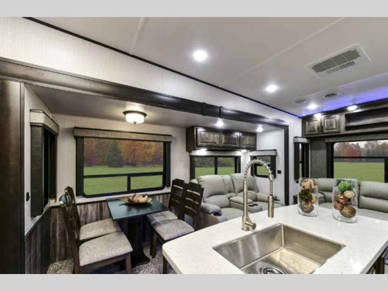 Heartland Elkridge Fifth Wheel Rvs For