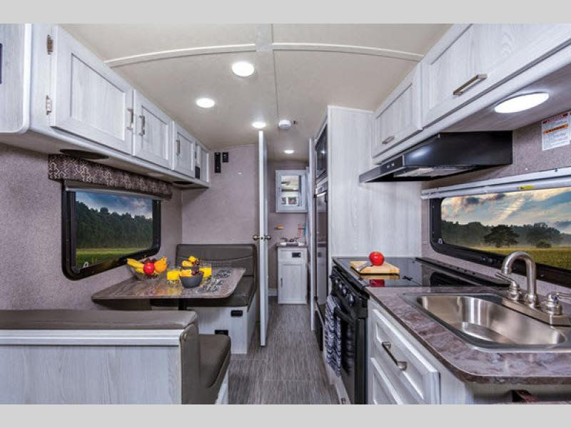 Truck Bed Camper >> Flagstaff E-Pro Travel Trailer | RV Sales | 3 Floorplans