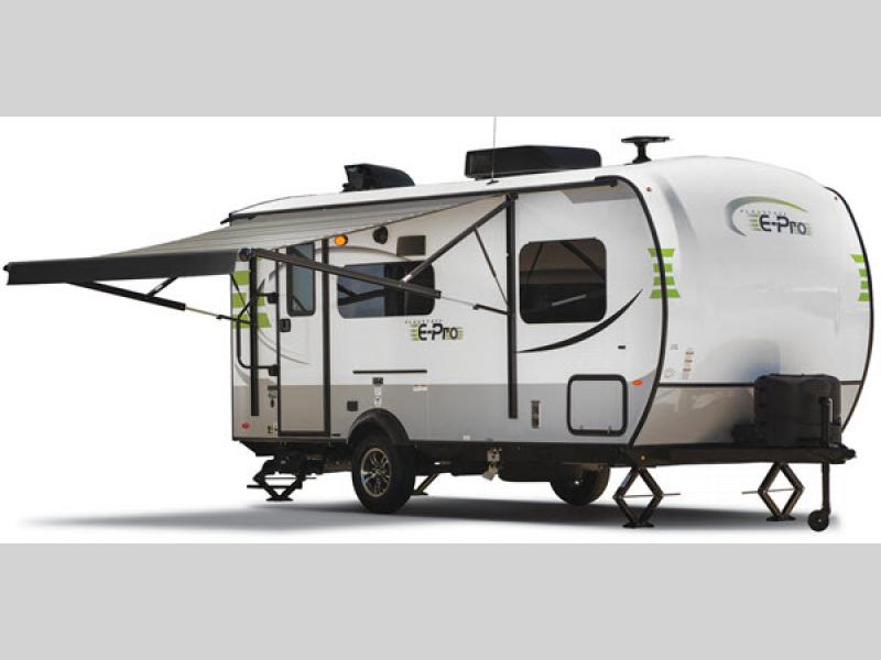 Flagstaff E Pro Travel Trailer Rv Sales 3 Floorplans