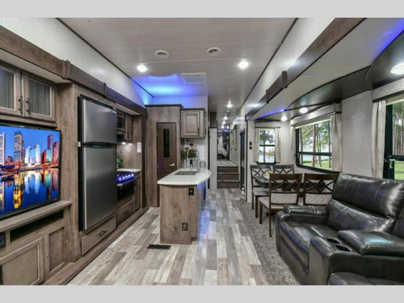 Heartland Milestone Fifth Wheel Rvs For