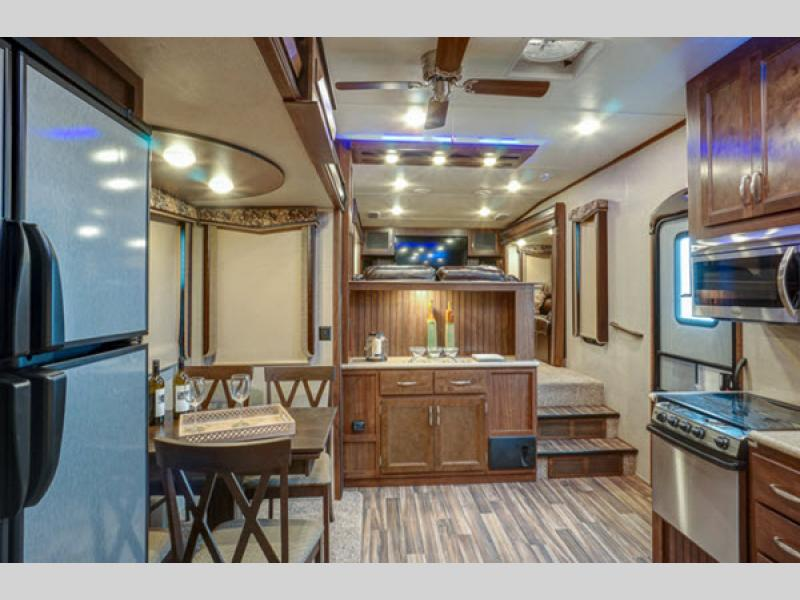 Montana High Country Toy Hauler Fifth Wheel Rv Sales 1