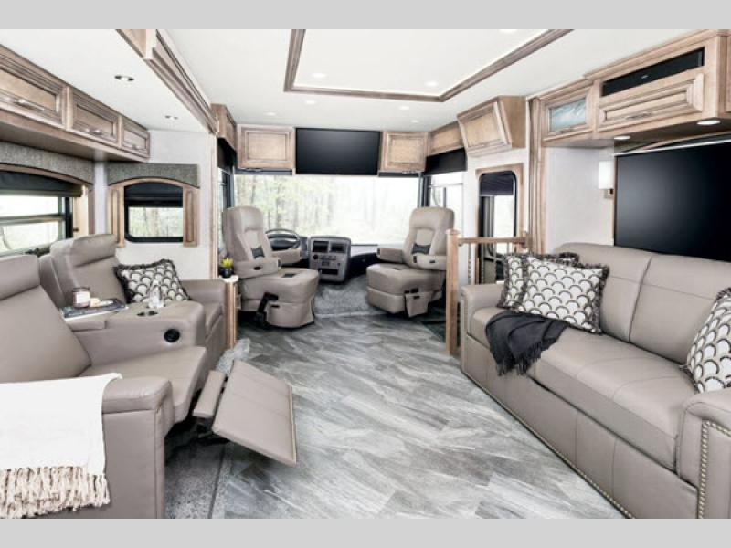 Canyon Star Motor Home Cl A   RV Sales   8 Floorplans on