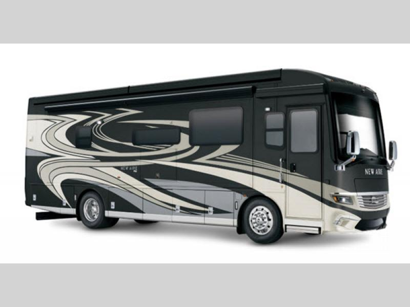 New Aire Motor Home Cl A - Diesel   RV Sales   6 Floorplans Newmar Mountain Aire Battery Wiring Diagram on