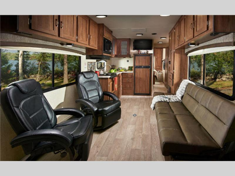 Work and Play FRP Series Toy Hauler Travel Trailer | RV Sales | 7 ...
