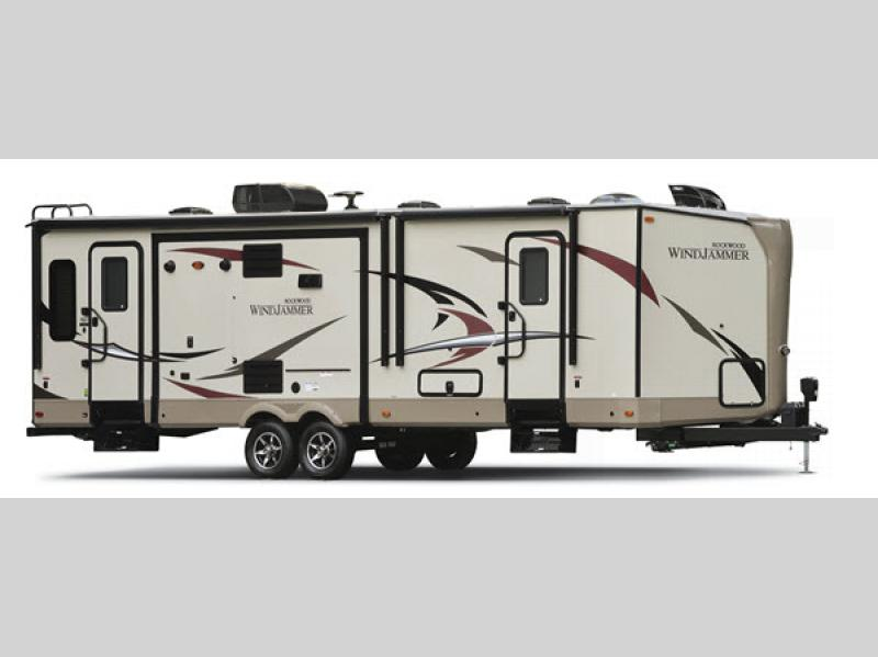 Rockwood Wind Jammer Travel Trailer | RV Sales | 12 Floorplans