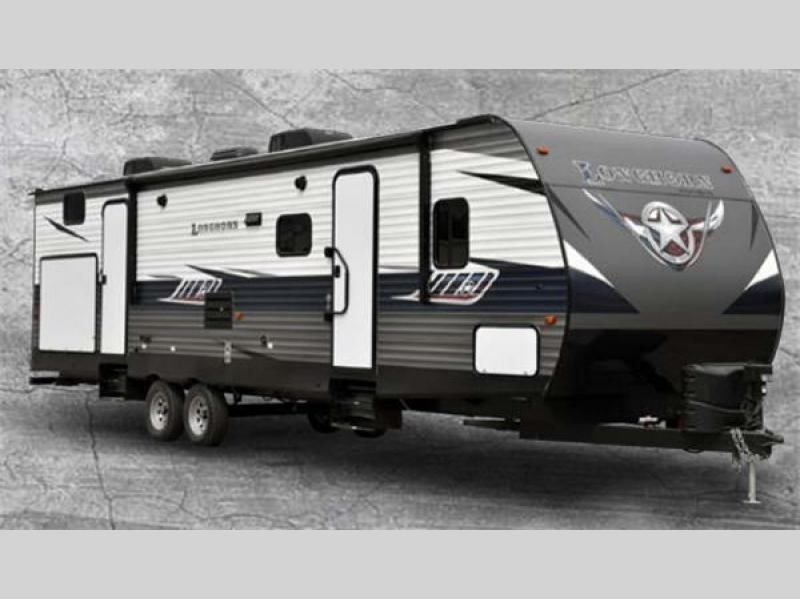 Longhorn Travel Trailer Rv Sales 6 Floorplans