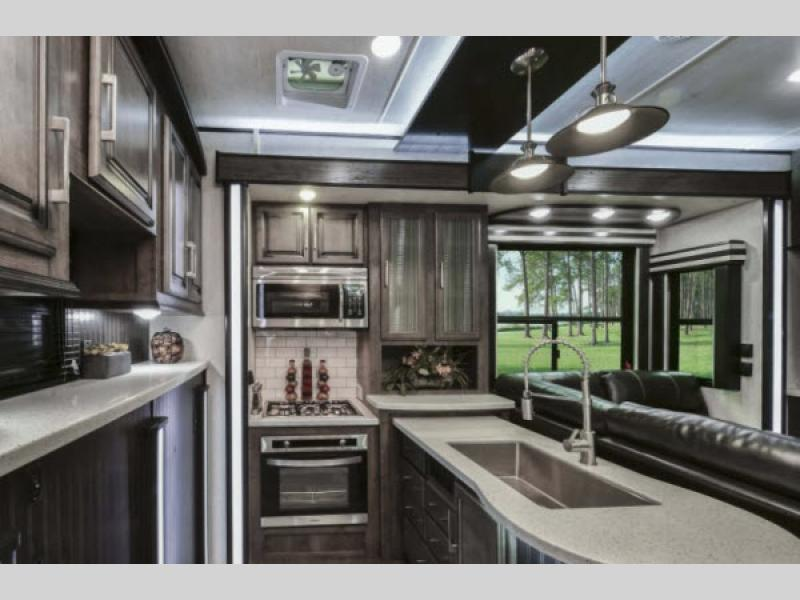 Cyclone Toy Hauler Fifth Wheel | RV Sales | 8 Floorplans
