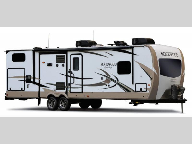 Rockwood Travel Trailers San Antonio