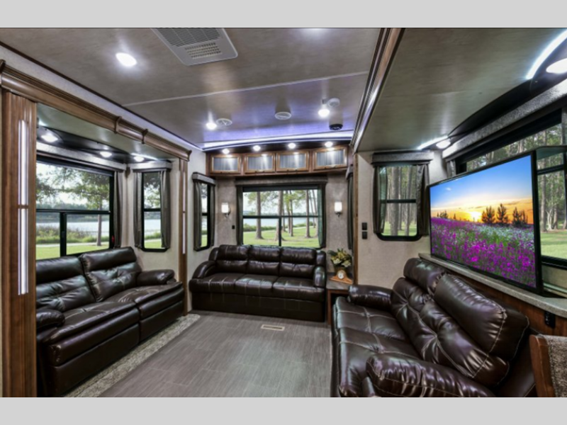 Gateway Fifth Wheel Rv Sales 9 Floorplans