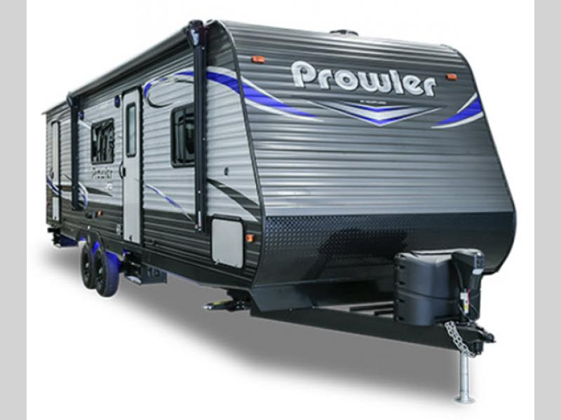 Prowler Lynx Travel Trailer | RV Sales | 10 Floorplans
