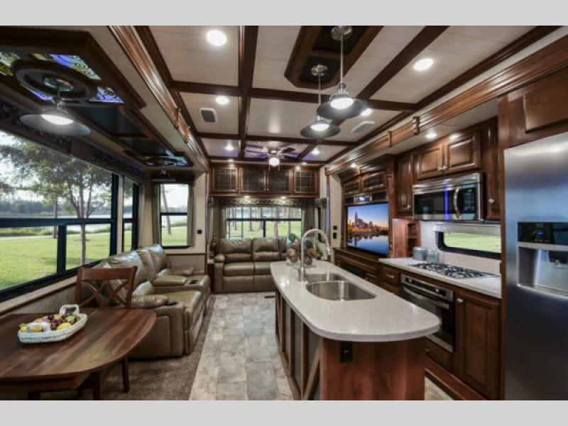 Bighorn Fifth Wheel Rv Sales 14 Floorplans