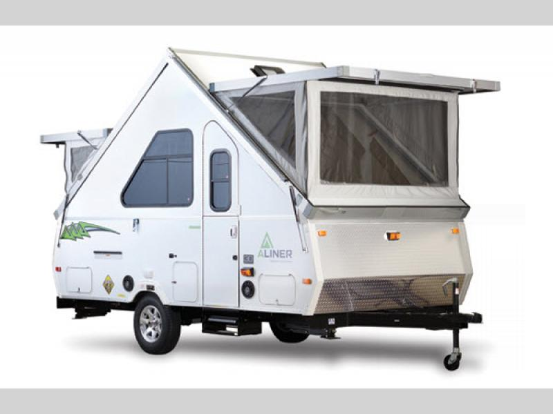 Expedition A-Frames | RV Sales | 1 Floorplan