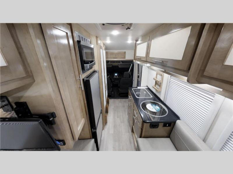 Crossfit Motor Home Class B Rv Sales 2 Floorplans