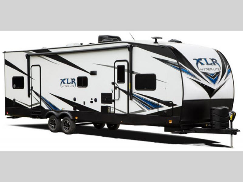 Xlr Hyper Lite Toy Hauler Travel Trailer Rv Sales 9