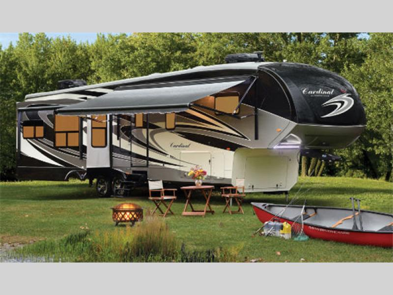 Forest River RV Cardinal Fifth Wheel