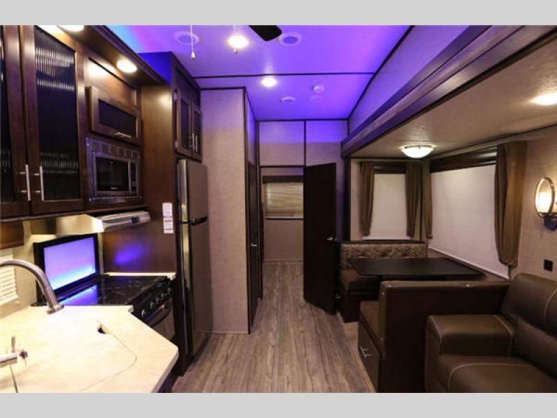 Cherokee Arctic Wolf Fifth Wheel Rv Sales 6 Floorplans