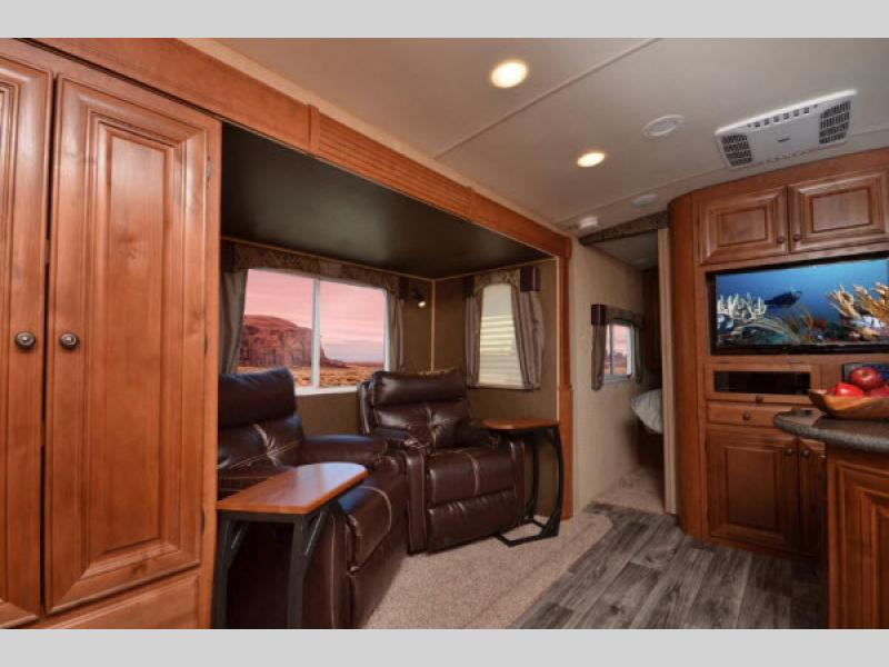 Arctic Fox Travel Trailer Rv Sales 2 Floorplans