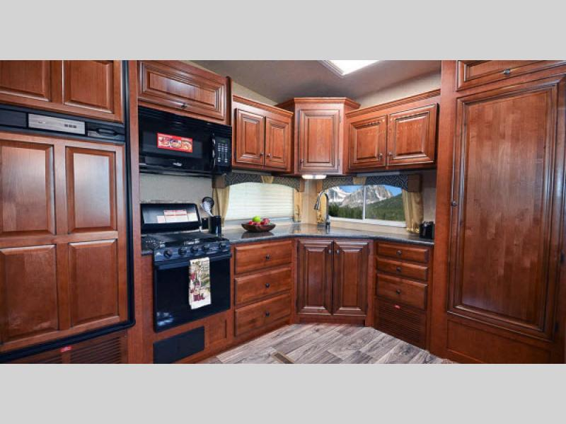 Arctic Fox Fifth Wheel Rv Sales 1 Floorplan