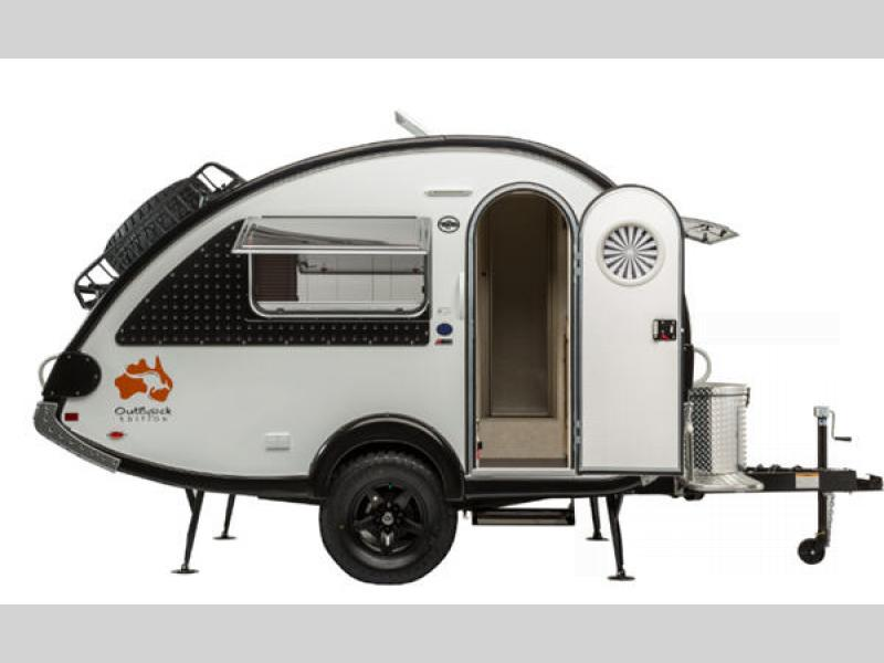 T B 320 Teardrop Trailer Rv Sales 4 Floorplans