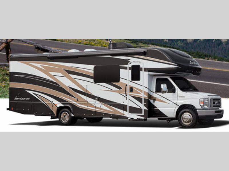 Jamboree Motor Home Class C | RV Sales | 1 Floorplan