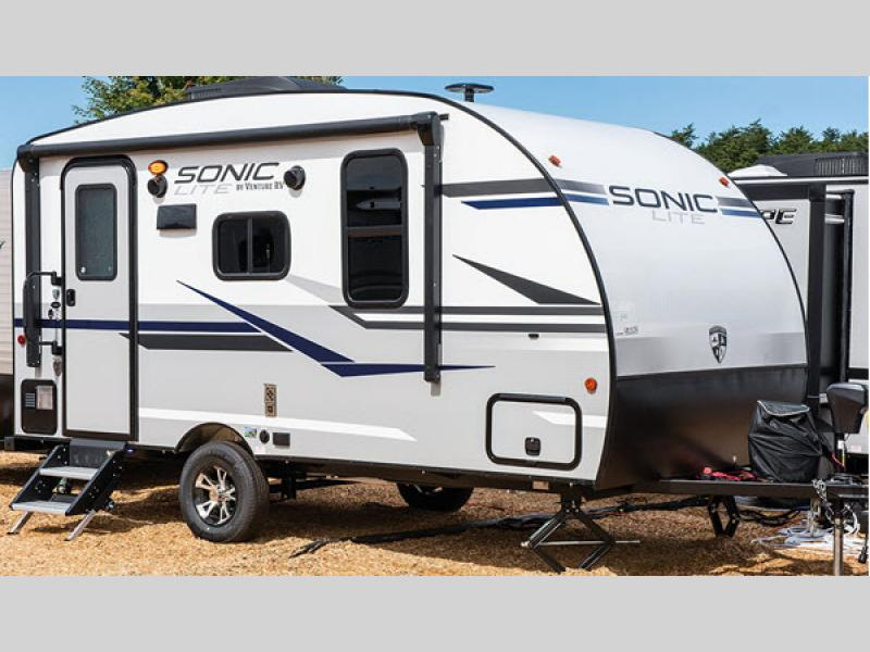 Sonic Lite Travel Trailer Rv Sales 9 Floorplans