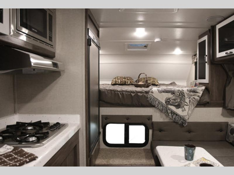Super Lite Truck Camper | RV Sales | 8 Floorplans